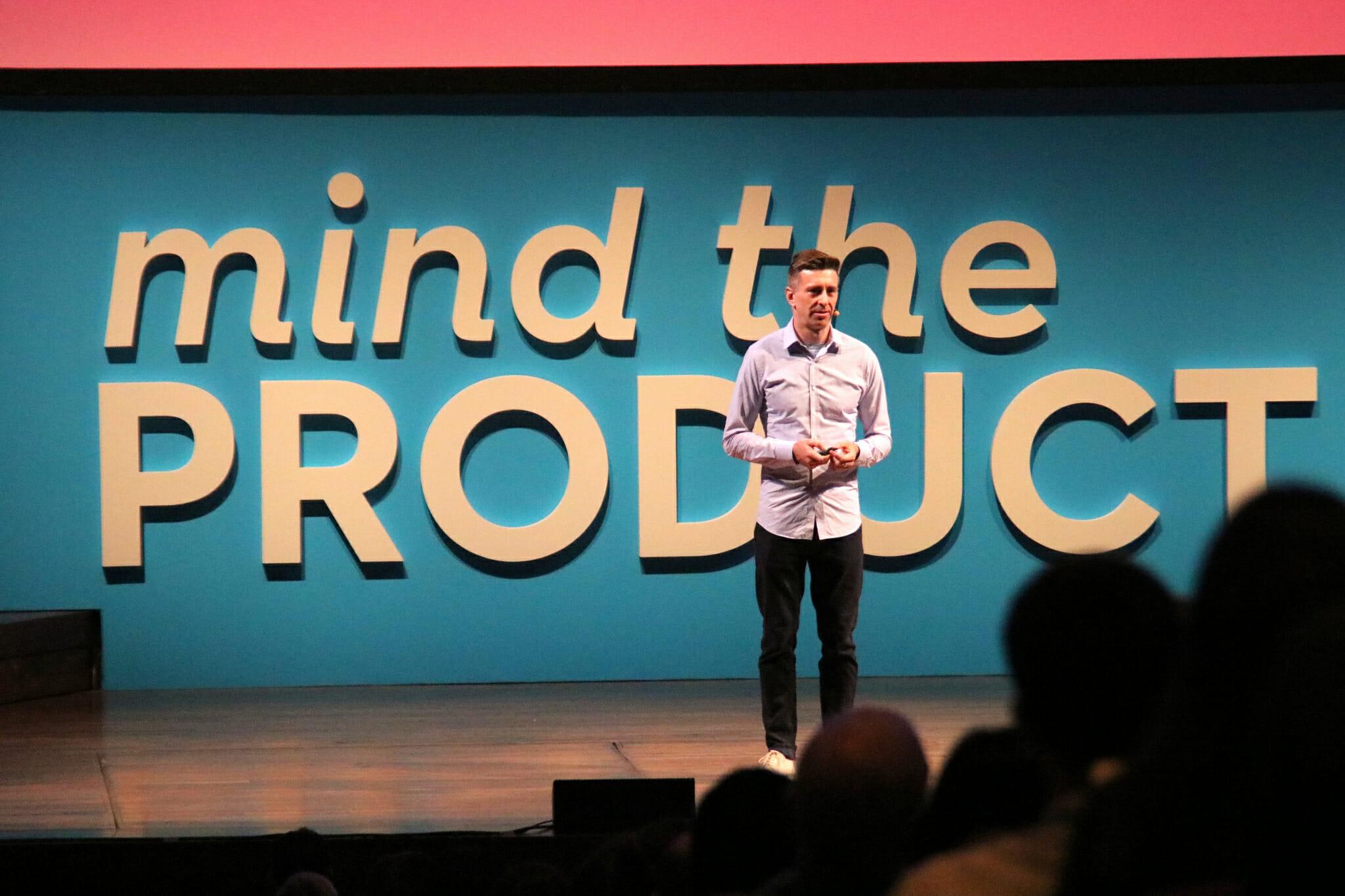 C Todd Lombardo speaks at mtpcon San Francisco 2018